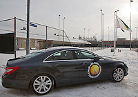 19-01-13, Tennis, Rotterdam, Wildcard for qualification ABNAMROWTT, Official car