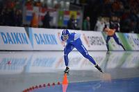 SPEEDSKATING: 13-02-2020, Utah Olympic Oval, ISU World Single Distances Speed Skating Championship, 5000m Men, Sverre Lunde Pedersen (NOR), ©Martin de Jong