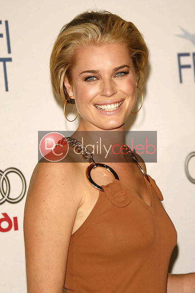 """Rebecca Romijn<br />at the AFI Fest 2006 Screening of """"Lies and Alibis"""". Arclight Cinemas, Hollywood, CA. 11-10-06<br />Dave Edwards/DailyCeleb.com 818-249-4998"""