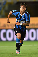 Lautaro Martinez of FC Internazionale during the Serie A football match between Parma and FC Internazionale at stadio Ennio Tardini in Parma ( Italy ), June 28th, 2020. Play resumes behind closed doors following the outbreak of the coronavirus disease. <br /> Photo Andrea Staccioli / Insidefoto
