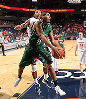 CHARLOTTESVILLE, VA- NOVEMBER 26:  Aaron Armstead #3 of the Green Bay Phoenix shoots the ball during the game on November 26, 2011 at the John Paul Jones Arena in Charlottesville, Virginia. Virginia defeated Green Bay 68-42. (Photo by Andrew Shurtleff/Getty Images) *** Local Caption *** Aaron Armstead