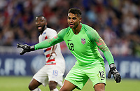 Lyon, France - Saturday June 09, 2018: Zack Steffen during an international friendly match between the men's national teams of the United States (USA) and France (FRA) at Groupama Stadium.