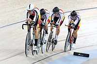 SLD U19 Men 4000m TP during the 2020 Vantage Elite and U19 Track Cycling National Championships at the Avantidrome in Cambridge, New Zealand on Sunday, 26 January 2020. ( Mandatory Photo Credit: Dianne Manson )