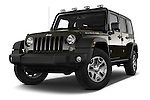 Jeep Wrangler Unlimited Rubicon SUV 2016