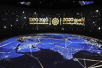 - Milano, Esposizione Mondiale Expo 2015, padiglione del Dubai, promozione per World Expo 2020<br /> <br /> - Milan, the World Exhibition Expo 2015, pavilion of Dubai, promotion for World Expo 2020