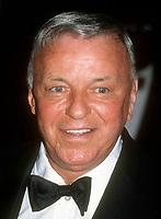 Frank Sinatra 1990s<br /> Photo By John Barrett/PHOTOlink