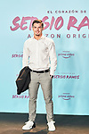 Brahim Diaz in the world preview of EL CORAZÓN DE SERGIO RAMOS, documentary series about the life of the captain of Real Madrid and the Spanish Soccer Team, at the Reina Sofía Museum on September 10, 2019 in Madrid, Spain.<br />  (ALTERPHOTOS/Yurena Paniagua)