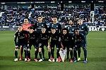 Real Madrid's team photo during  between Real Madrid and CD Leganes at Butarque Stadium in Madrid, Spain. January 16, 2019. (ALTERPHOTOS/A. Perez Meca)