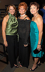 Mary Wilson, Linda Marble and Lynne Jones at the ASID Awards at Warehouse Live Sunday Oct. 26, 2008. (Dave Rossman/For the Chronicle)