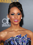 Alicia Keys at The 2009 American Music Awards held at The Nokia Theatre L.A. Live in Los Angeles, California on November 22,2009                                                                   Copyright 2009 DVS / RockinExposures