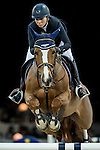 Jane Richard Philips of Switzerland rides Zekina Z in action during the Gucci Gold Cup as part of the Longines Hong Kong Masters on 14 February 2015, at the Asia World Expo, outskirts Hong Kong, China. Photo by Johanna Frank / Power Sport Images