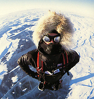 Cool sale - Voyage equipment of explorer who made first ever solo trek from Canada to North Pole