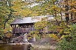 Sunday River covered bridge, Newry, ME