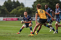 General view during the Greene King IPA Championship match between London Scottish Football Club and Ealing Trailfinders at Richmond Athletic Ground, Richmond, United Kingdom on 8 September 2018. Photo by David Horn.