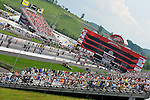 May 15, 2009; 5:31:49 PM; Bristol, Tn., USA; The NHRA Thunder Valley Nationals at the Bristol Dragway.  Mandatory Credit: (thesportswire.net)
