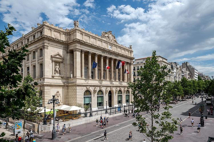 Palais de la Bourse CCIAMP - Juin 2021