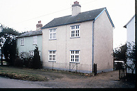 Pix: Copyright Anglia Press Agency/Archived via SWpix.com. The Bamber Killings. August 1985. Murders of Neville and June Bamber, daughter Sheila Caffell and her twin boys. Jeremy Bamber convicted of killings serving life...copyright photograph>>Anglia Press Agency>>07811 267 706>>..Cottage, at Goldhanger, Jeremy Bamber's home, at the time of the murders. no date..ref 00011 neg ?