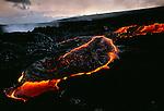 Kilauea Volcano eruption, Hawaii Volcanoes National Park, Hawaii