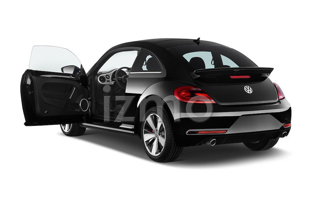 Car images of a 2014 Volkswagen Beetle Sport R-Line 3 Door Hatchback 2WD Doors