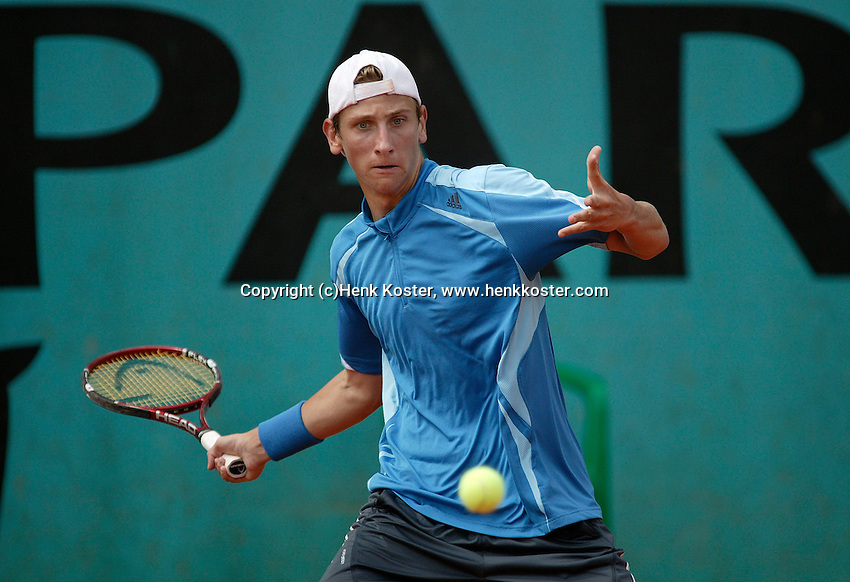 4-6-06,France, Paris, Tennis , Roland Garros,