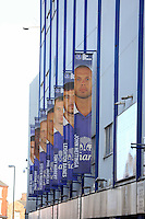 Pictured:  Sunday 16 February 2014<br /> Re: FA Cup, Everton v Swansea City FC at Goodison Park, Liverpool, UK.