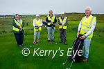 Ballybunion Tidy Towns Committee launching their Golf Classic in the Ballybunion Golf Club on Friday. The Classic is being held on the 8th of October. Front right: Noel Nash (Chairman). Back l to r: Eileen Beasley, Francis O'Kelly, Tom Scanlon and Seamus O'Doherty.