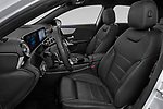 Front seat view of 2019 Mercedes Benz A-Class - 4 Door Sedan Front Seat  car photos