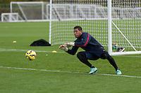 London, UK. - Wednesday, November 12, 2014: U.S. Men's National Team Training at Tottenham Hotspur Training Centre.