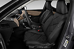 Front seat view of 2019 Ds DS-3-Crossback Grand-Chic 5 Door SUV Front Seat  car photos