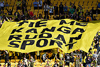 A League - Wellington Phoenix v Newcastle Jets at Westpac Stadium, Wellington, New Zealand on Sunday 21 October  2018. <br /> Photo by Masanori Udagawa. <br /> www.photowellington.photoshelter.com