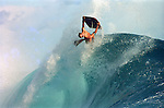 Teahupoo: The end of the road.