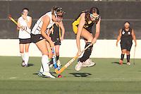 San Diego CA, USA.  22, Oct 2014:  Mission Bay High School Field Hockey