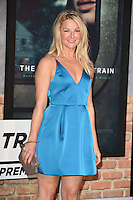 "Sarah Hadland<br /> at the premiere of ""The Girl on the Train"", Odeon Leicester Square, London.<br /> <br /> <br /> ©Ash Knotek  D3156  20/09/2016"