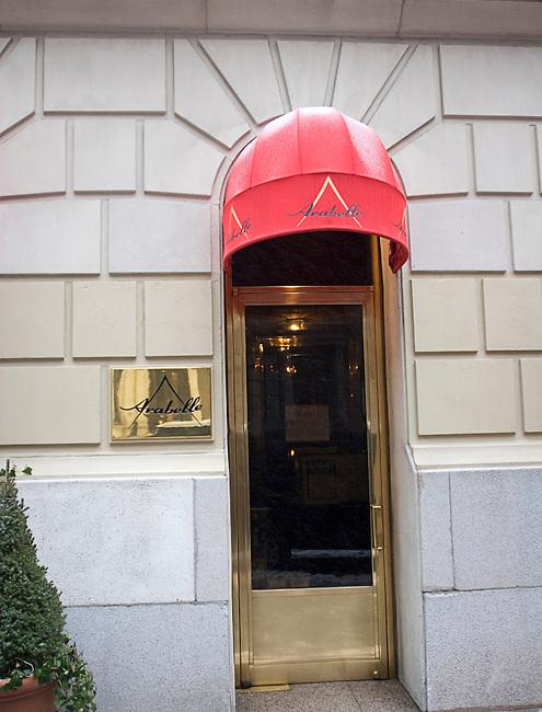 Arabelle Restaurant, New York, New York