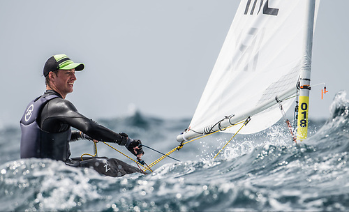 Ewan McMahon from Howth YC improved to 48th overall