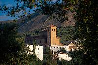 Spanien, Andalusien, Laujar de Andarax in den Alpujarras (Alpujarra Almeriense)