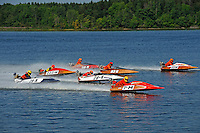 Start, 7-M, 20-R, 28-N, 222-M, 63-R, 36-S and 22-W (runabout)