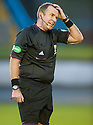 Referee Mike Tummyty, sorry I mean Mike Tumilty ?