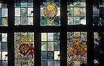 The Village Pub. Crown, Chiddingfold, Surrey. England. The Window. 1990s 1991