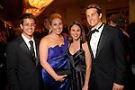 Adam, Jill, Siobhan and A.J. Gracely at the Houston Children's Chairty annual gala at the Hyatt Regency Saturday Oct. 20,2007.  (Dave Rossman/For the Chronicle)