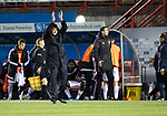 Hamilton Accies v St Johnstone…..26.12.19   New Douglas Park   SPFL<br />