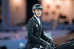 Marco Kutscher of Germany riding on Caramsin competes during the EEM Trophy, part of the Longines Masters of Hong Kong on 10 February 2017 at the Asia World Expo in Hong Kong, China. Photo by Juan Serrano / Power Sport Images