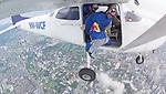 Red Bull Air Force Team in Kuala Lumpur 2012
