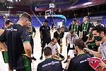 LLIGA NACIONAL CATALANA ACB 2020 AON.<br /> Baixi Manresa vs Club Joventut Badalona: 79-93.