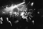 Panama City, Florida.USA.March 2004..Young Americans party in Florida for spring break 2004...Hip-hop disco at Club La Vela, a masssive club that hosts 10 rooms of different music.
