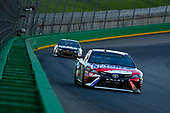 Monster Energy NASCAR Cup Series<br /> Quaker State 400<br /> Kentucky Speedway, Sparta, KY USA<br /> Saturday 8 July 2017<br /> Kyle Busch, Joe Gibbs Racing, Snickers Toyota Camry<br /> World Copyright: Barry Cantrell<br /> LAT Images
