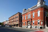 Main Street, Lee, Berkshire Hills, MA