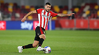 Emiliano Marcondes of Brentford in action during Brentford vs Rotherham United, Sky Bet EFL Championship Football at the Brentford Community Stadium on 27th April 2021
