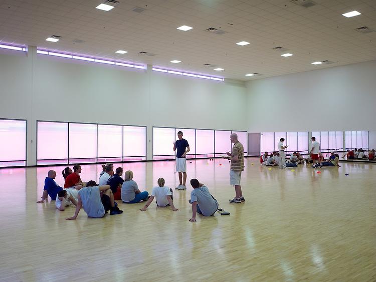 The Ohio State University Recreation & Physical Activity Center (RPAC) | Antoine Predock & Moody Nolan