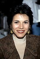 Mireille Deyglun au salon du livre, novembre 1995<br /> <br /> PHOTO D'ARCHIVE : Agence Quebec Presse